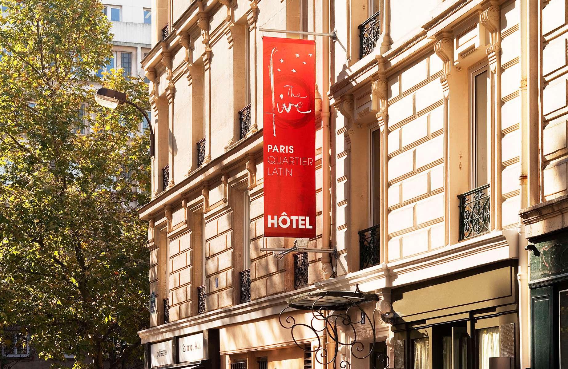 Five Boutique Hotel Paris Quartier Latin - Site Officiel